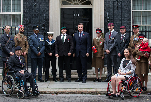 Politics and Government「The Prime Minister Launches This Years Poppy Appeal」:写真・画像(8)[壁紙.com]