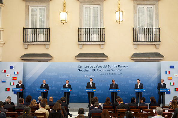 Republic Of Cyprus「Spain Host A Southern European Leaders Meeting Over Brexit」:写真・画像(16)[壁紙.com]