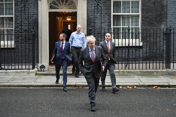 Brexit「Prime Minister Holds Cabinet Meeting Before Final Brexit Talks」:写真・画像(17)[壁紙.com]