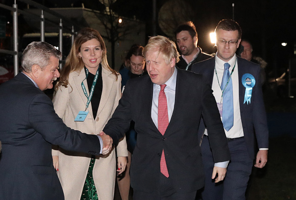 Dan Kitwood「Boris Johnson Attends Uxbridge And South Ruislip Count And Declaration」:写真・画像(5)[壁紙.com]