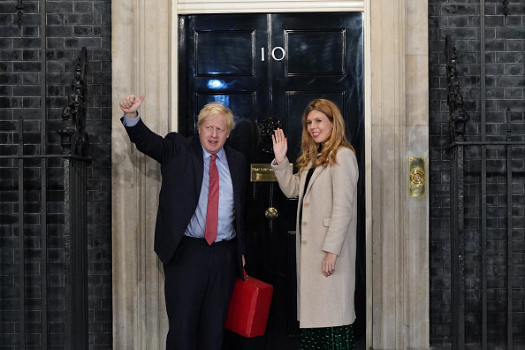 Boris Johnson「The Conservative Party Win A Clear Majority In The UK General Election」:写真・画像(8)[壁紙.com]
