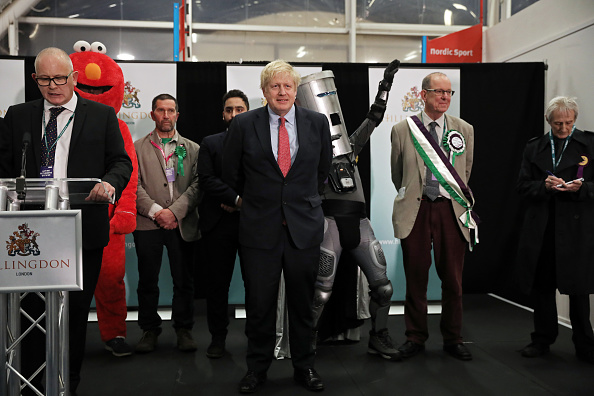 Dan Kitwood「Boris Johnson Attends Uxbridge And South Ruislip Count And Declaration」:写真・画像(7)[壁紙.com]