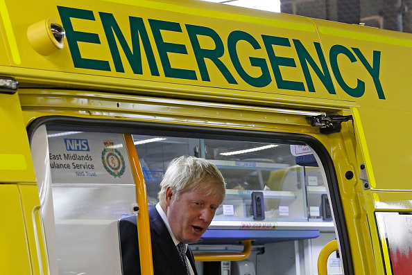 Politics「Boris Johnson Pledges £1.8bn In Hospital Funding」:写真・画像(15)[壁紙.com]