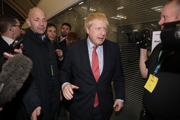 Dan Kitwood「Boris Johnson Attends Uxbridge And South Ruislip Count And Declaration」:写真・画像(6)[壁紙.com]