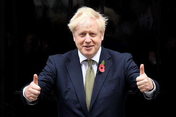 Facial Expression「Boris Johnson Meets Fundraisers For The Royal British Legion's  Poppy Appeal」:写真・画像(19)[壁紙.com]