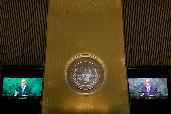 United Nations Building「World Leaders Gather In New York For Annual United Nations General Assembly」:写真・画像(2)[壁紙.com]