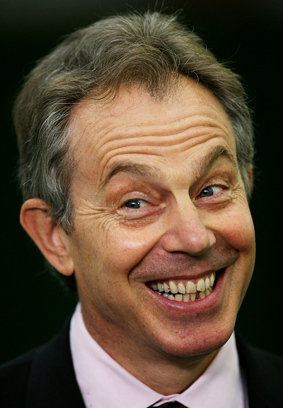 2012 Summer Olympics - London「Tony Blair Visits Sports Centre Ahead Of 2012 Olympics Announcement」:写真・画像(19)[壁紙.com]