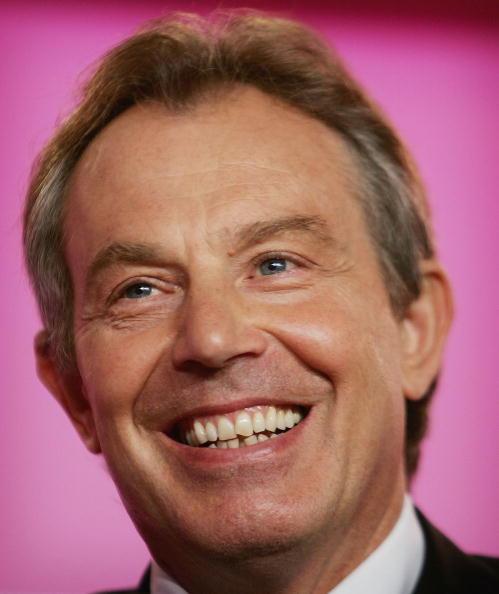 Graeme Robertson「Blair And Brown Host Election Press Conference」:写真・画像(3)[壁紙.com]