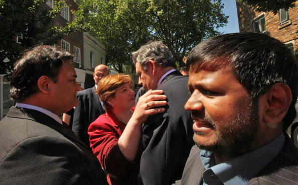 Reza「Gordon Brown Visits Islington Ahead Of This Thursday's Elections」:写真・画像(10)[壁紙.com]