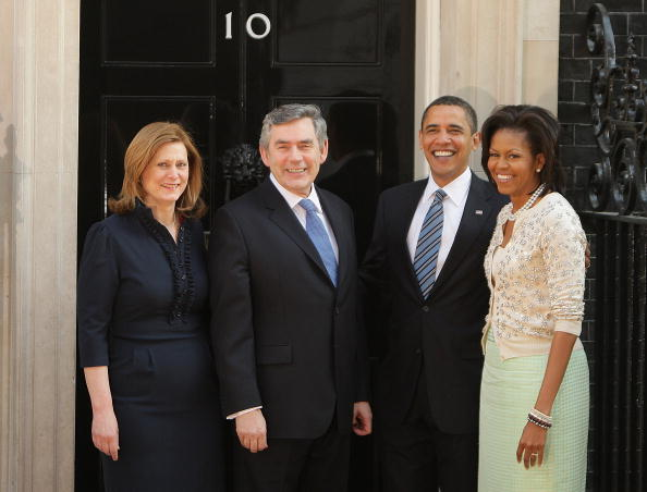 Politician「President Obama And The First Lady Arrive At Downing Street」:写真・画像(5)[壁紙.com]