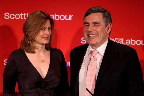 Gratitude「Gordon Brown Addresses The Scottish Labour Conference」:写真・画像(15)[壁紙.com]