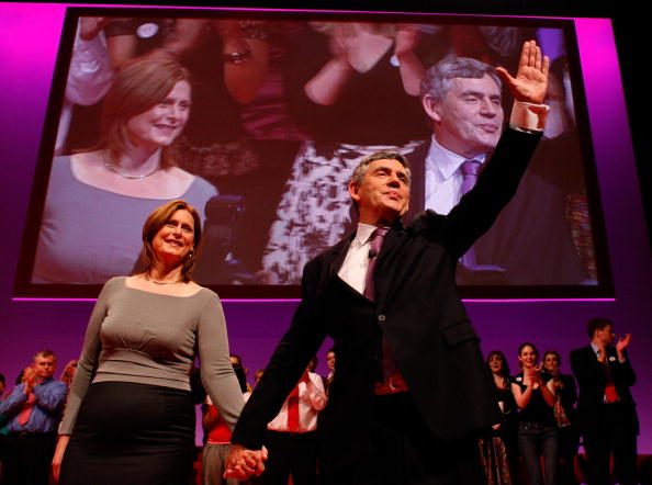 Support「Gordon Brown Addresses The Labour Party Conference」:写真・画像(13)[壁紙.com]