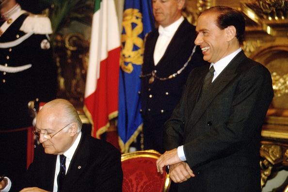Franco Origlia「Silvio Berlusconi First Government」:写真・画像(4)[壁紙.com]