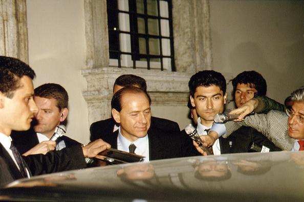 Franco Origlia「Silvio Berlusconi First Government」:写真・画像(13)[壁紙.com]