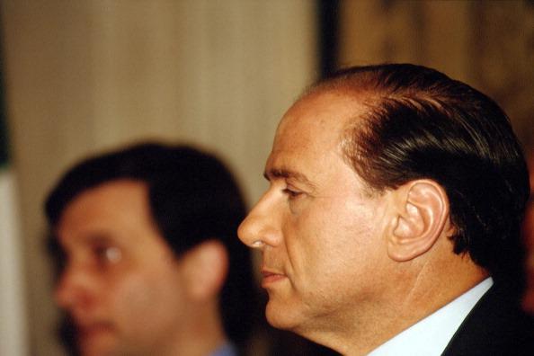 Franco Origlia「Silvio Berlusconi First Government」:写真・画像(14)[壁紙.com]
