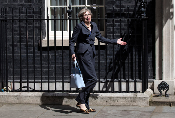 Theresa May「Ministers Attend David Cameron's Last Cabinet Meeting」:写真・画像(7)[壁紙.com]