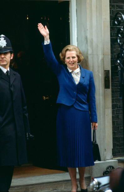 Margaret Thatcher In Downing Street:ニュース(壁紙.com)