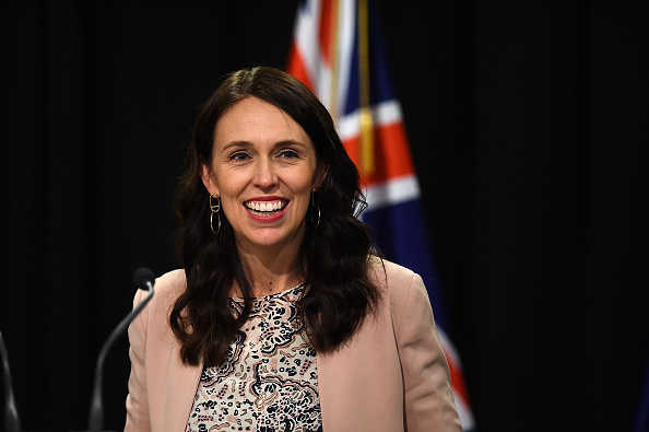 Conference - Event「Prime Minister Jacinda Ardern Holds Press Conference To Announce Nurses Pay Settlement」:写真・画像(3)[壁紙.com]