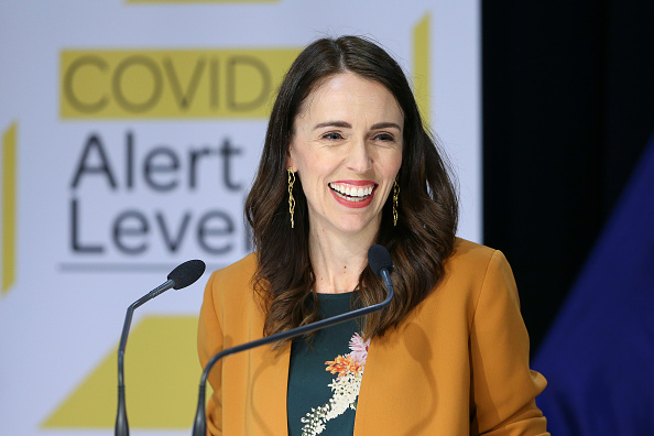 New Zealand「New Zealand Government Considers Easing Of COVID Alert Level Restrictions」:写真・画像(10)[壁紙.com]