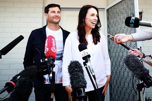 Hannah Peters「Prime Minister Jacinda Ardern Announces Pregnancy」:写真・画像(17)[壁紙.com]