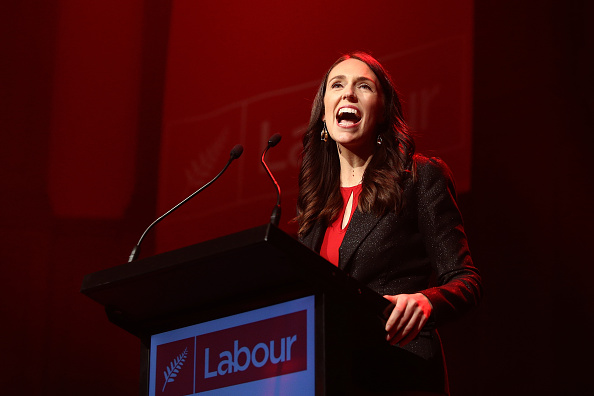 Labor Party「Jacinda Ardern Delivers Keynote Address To Labour Party Conference」:写真・画像(12)[壁紙.com]