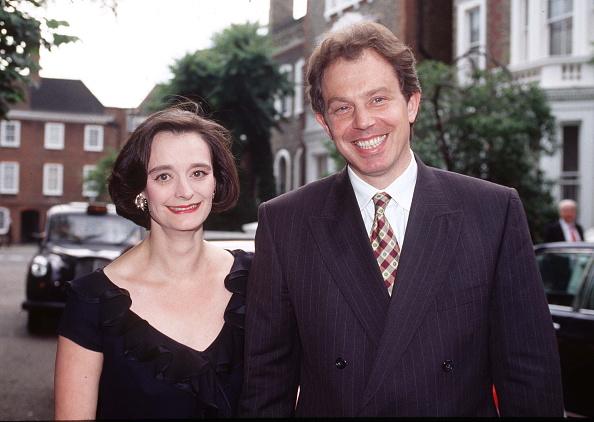 Tim Graham「Tony Blair And Cherie」:写真・画像(15)[壁紙.com]