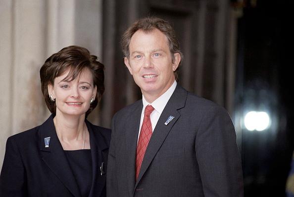 Tim Graham「Tony Blair And Wife Cherie」:写真・画像(9)[壁紙.com]