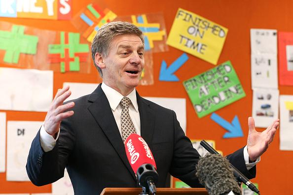 ヘッドショット「Bill English Campaigns In Wellington」:写真・画像(18)[壁紙.com]