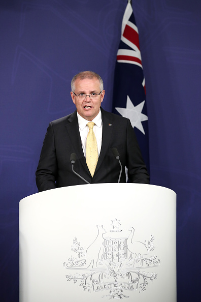 Cameron Spencer「Federal Government Discusses Plans To Strip Citizenship From Australians With Extremist Links」:写真・画像(11)[壁紙.com]