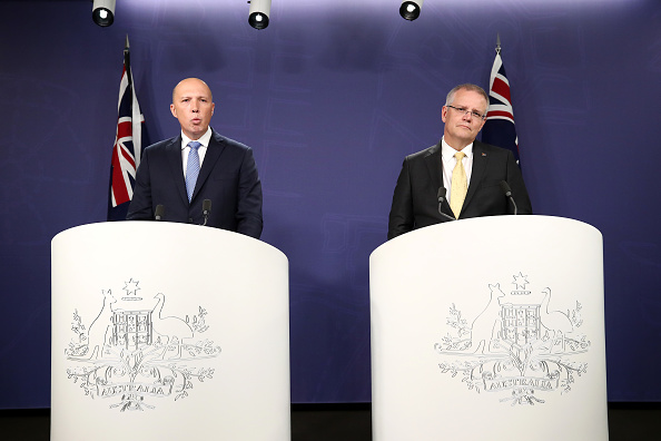 Cameron Spencer「Federal Government Discusses Plans To Strip Citizenship From Australians With Extremist Links」:写真・画像(12)[壁紙.com]