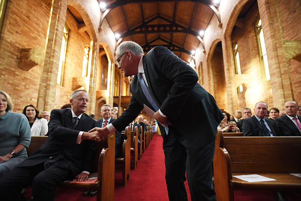 Anglican「MPs Gather For Church Service Ahead Of First Parliament Sitting For 2019」:写真・画像(19)[壁紙.com]