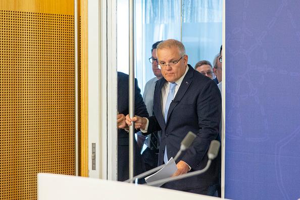 Incidental People「Prime Minister Scott Morrison Outlines Goverment's Bushfire Emergency Response」:写真・画像(9)[壁紙.com]