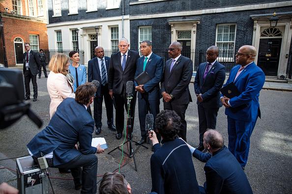 Windrush Generation「Theresa May Meets Representatives Of Caribbean Countries To Discuss UK's Treatment Of The Windrush Generation」:写真・画像(17)[壁紙.com]