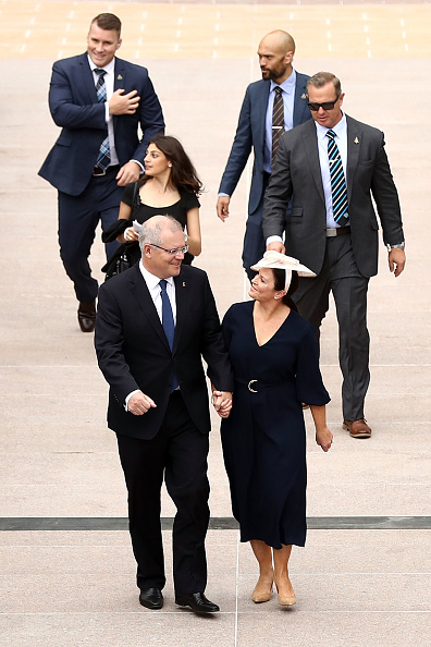 Politician「The Duke And Duchess Of Sussex Visit Australia - Day 5」:写真・画像(12)[壁紙.com]