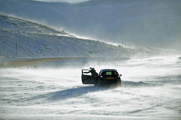 Snow「Snow And Ice Warnings As Cold Weather Front Approaches」:写真・画像(1)[壁紙.com]