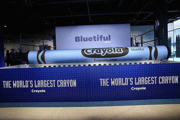 クレヨン「Crayola New Blue Event」:写真・画像(10)[壁紙.com]