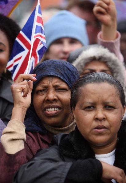 Prejudice「Protest Takes Place Over Immigration Rights」:写真・画像(4)[壁紙.com]