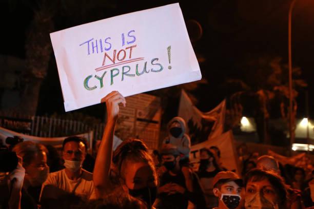 Cyprus Amid Political Scandals:ニュース(壁紙.com)