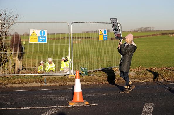 Shale「Construction Begins At Lancashire Fracking Site」:写真・画像(6)[壁紙.com]