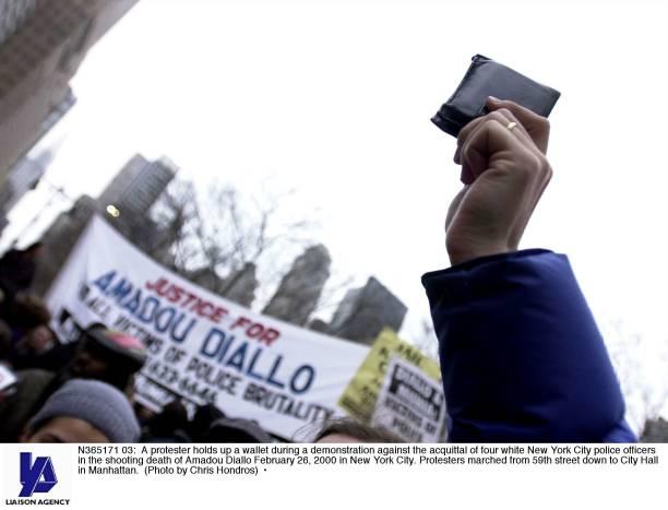 DIALLO PROTEST:ニュース(壁紙.com)
