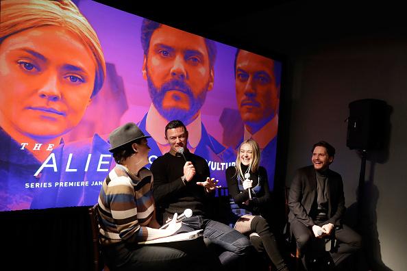 問う「Vulture + TNT Present 'The Alienist' in Park City, Utah」:写真・画像(17)[壁紙.com]