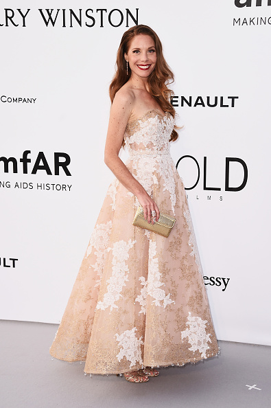 Lace Dress「amfAR's 23rd Cinema Against AIDS Gala - Arrivals」:写真・画像(16)[壁紙.com]