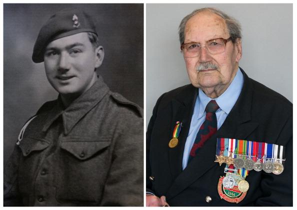 Composite Image「Surviving Normandy Veterans Remember Their Role on D-Day」:写真・画像(10)[壁紙.com]