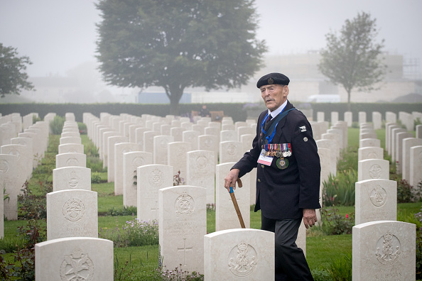 トピックス「Commemoration Of The 74th Anniversary Of The D-Day Landings In Normandy」:写真・画像(5)[壁紙.com]
