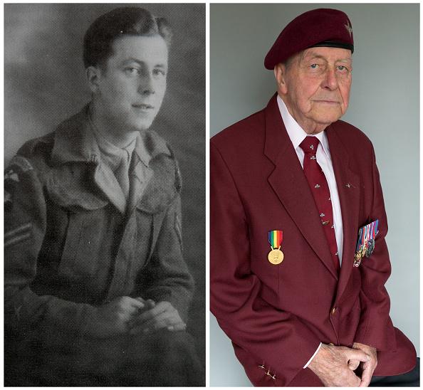 Composite Image「Surviving Normandy Veterans Remember Their Role on D-Day」:写真・画像(9)[壁紙.com]