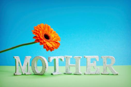 母の日「母」:スマホ壁紙(1)