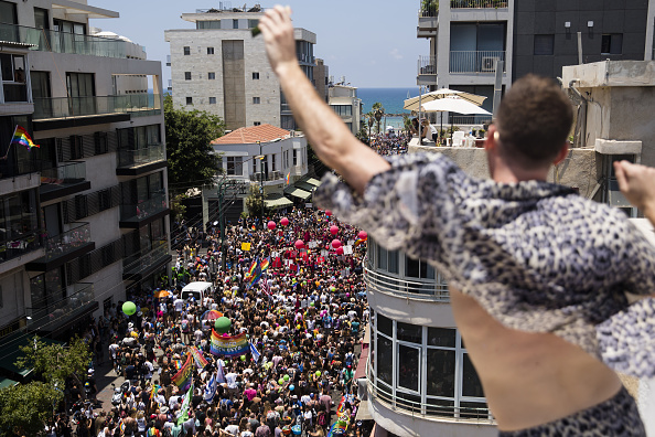 Tel Aviv「Tel Aviv Pride 2019」:写真・画像(4)[壁紙.com]