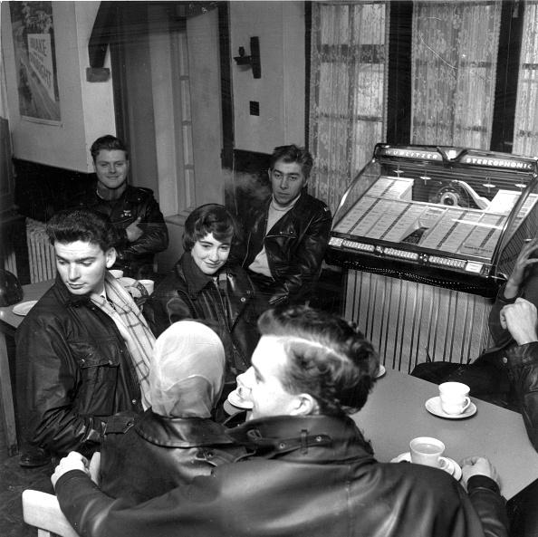 Rock Music「Biker Cafe」:写真・画像(13)[壁紙.com]
