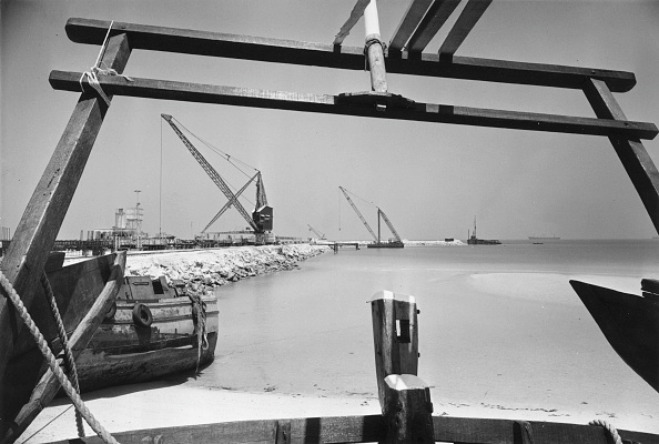 Construction Industry「Dubai Harbour」:写真・画像(4)[壁紙.com]