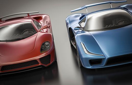 Two Objects「Sports Cars」:スマホ壁紙(10)